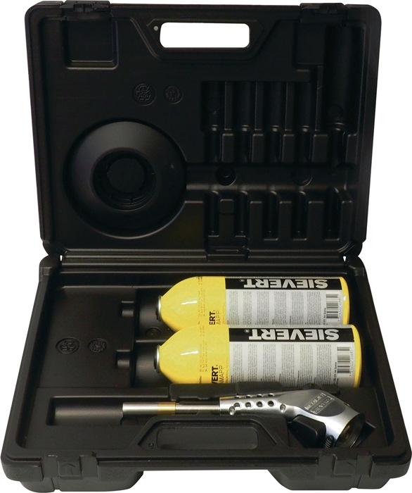 Soldeerset hrd/zt.sold. Metaljet Metaljet-kop bra. 8707 Ultramapp gas st.voet