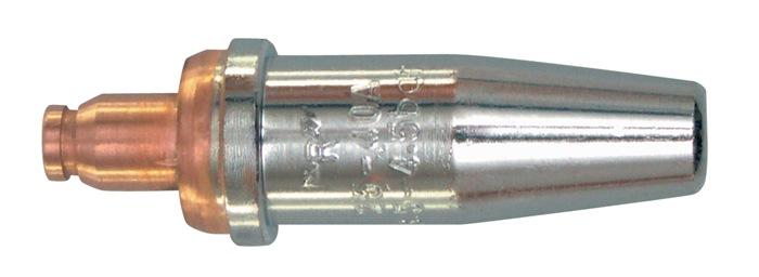 Bloksnijbrandermondstuk AB 25-40mm acetyleen verchroomd GCE