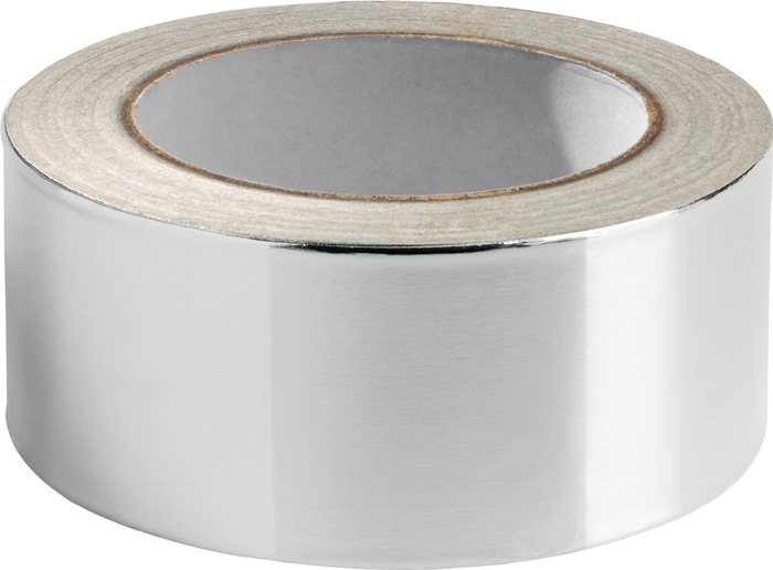 Alu tape 511 DIN4102 B1 L50m B50mm alu fo. dik. 70µ temp.best. -30 t. +85gr.C