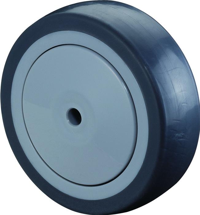 Wl tot A85 dia. 50mm drgv. 40kg vol. rub. Wl blauwgrijs naafl. 22,5mm