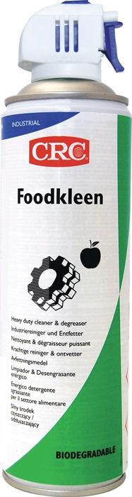 Reinigingsmiddel foodkleen 500ml NSF-C1/A8 kleurloos spuitbus CRC