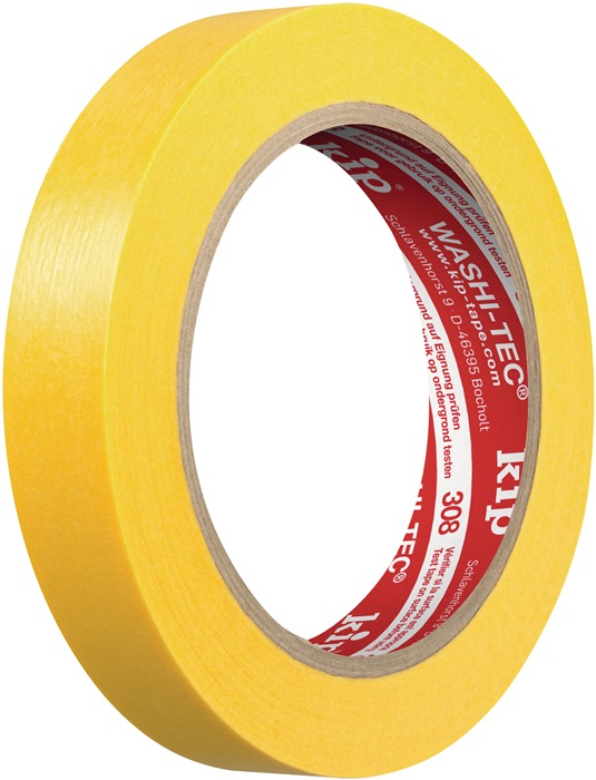 FineLine-tape washi 308 L.50m B.30mm speciaal papier 0,09 mm KIP