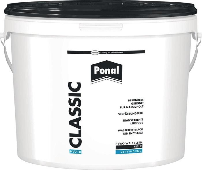 Houtlijm PN 4 inhoud 5kg Ponal Classic emmer PONAL