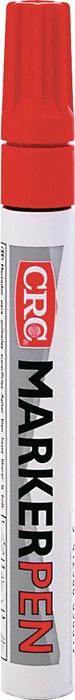 Markeerstift CRC CRC permanent rood hoge dekkracht pen CRC