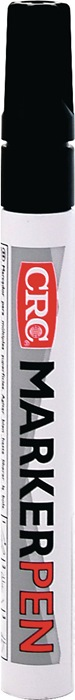 Markeerstift CRC CRC permanent zwart hoge dekkracht pen CRC