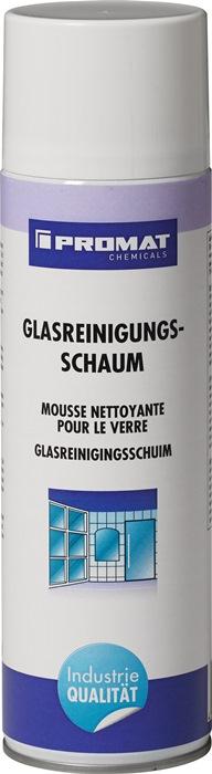 Glasreinigingsschuim inhoud 500ml v.keramiek/glas/kunststof spuitbus