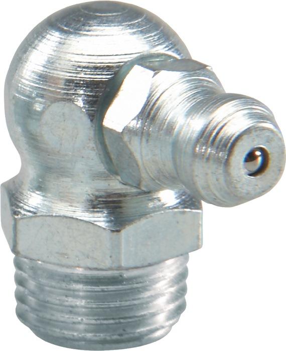 Smeernippel DIN71412 R1/8 90 graden, 6-kant BT UMETA