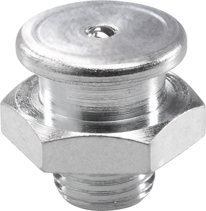 Vlakke smeernippel DIN3404 10 x 1 plat BT UMETA