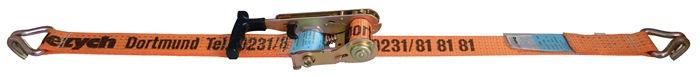 Sjortakel DoRapid 8m LC 2500 daN DoRapid snelspanratel 8m spanbandt. zijk.