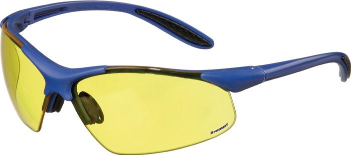 veilbr EN166 PC-glas geel 100% UVA- + UVB-bescherming niet beslaand 1st./VE
