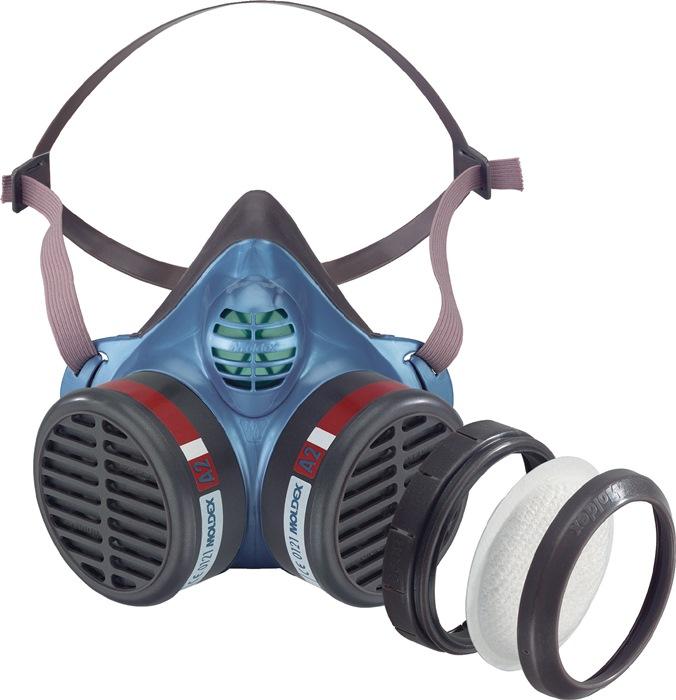 Halfmasker 5584 m.filter FFA 2 P3 R D organische gas/damp wegwerpmasker 1st./VE
