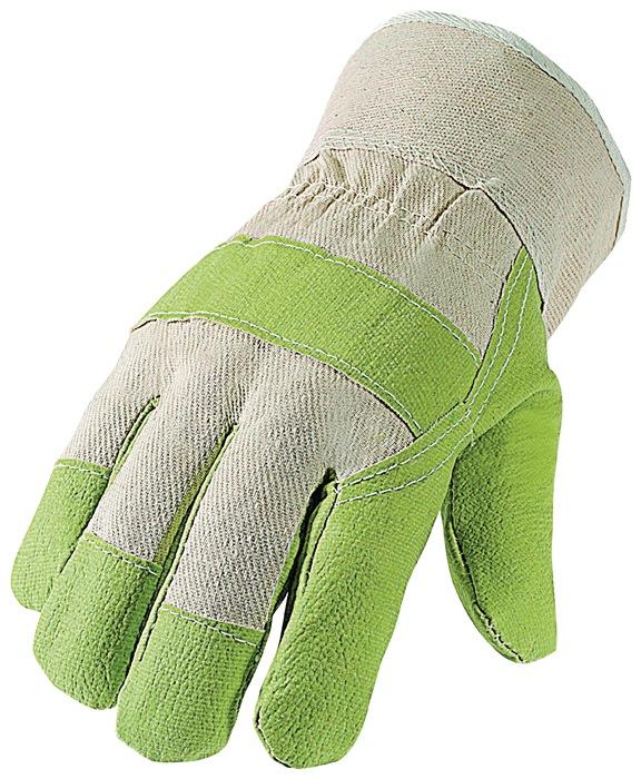 Handschoenen EN420 mt.10 1/2 kunstleer 12 paar