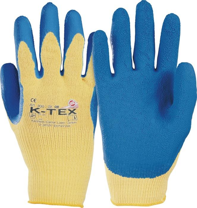 Veiligheidshandschoen K-Tex 930 mt.10 l250mm Kevlar KcL snijbescherming