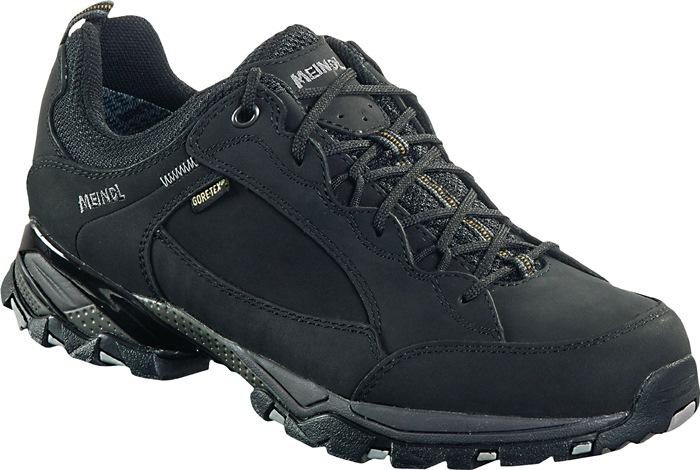 Lage schoen Toledo GTxmt45(10,5) nubuck,Gore-Tex®-voering,zwart Magic Trail-zool