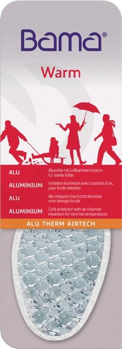 Inlegzool Alu-Therm-Airtech® mt44 voor kou luchtkamerisolatie Bama