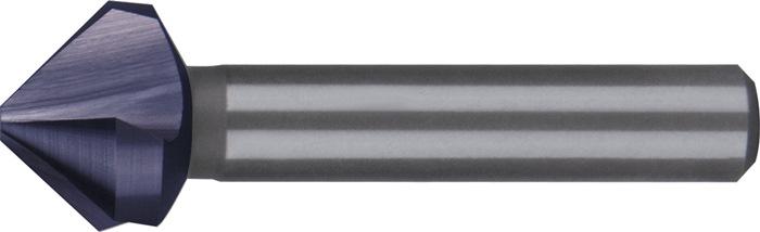 Conische ontbr.-/verzinkb. DIN335-C 90gr. d.25mm HSS TiAIN 3sneden RUKO