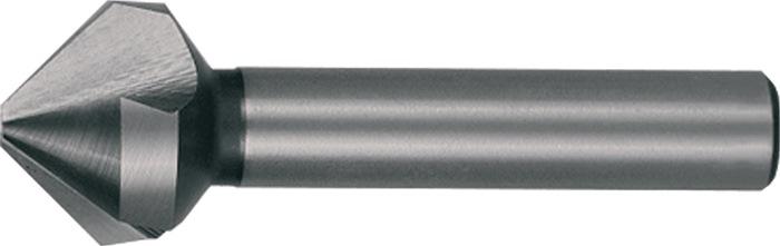 Conische ontbraam- en verzinkboor DIN335-C 90 graden d.16,5mm HM 3sneden RUKO