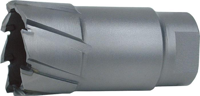 Kernboor D.21 mm HM L.50mm schroefdraadopname RUKO