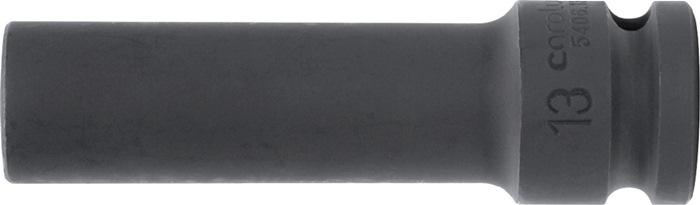 Inzetstuk slagschroevendraaier 1/2 inch, 85 mm lang, 22 mm