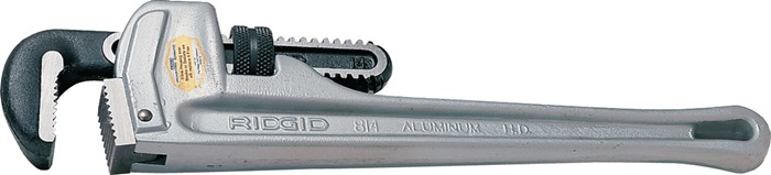 buistang werkbereik tot 48 mm van aluminium