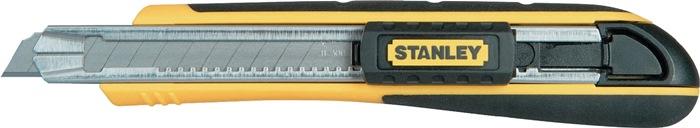 Afbreekmes FATMAX L.138mm B 9mm ku. huis lemmetgeleiding v.RVS wisselen lemmet