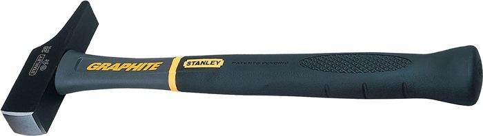 Timmermanshamer Grafiet Gewicht kop: 500g kop: 30mm trillingsdemping Stanley