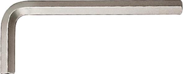 Schr.sl.vlg. ASME B18.3 6kt. SW5/64inch L51mm gehkte sl.uitein. m.afgesch.knt.