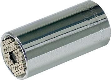 Steeksl.bit 914601 DIN3120 gr.4-kt. 3/8inch d.25,4 mod.C 7-19mm gel.st/54 st.pn.