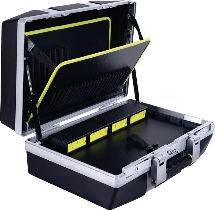 Gereedschapskoffer ToolCase Superior L - 57/2F draagverm.45kg 57 insteekvakken