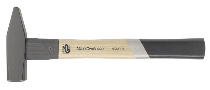 Bankhamer 1.000g Maxx-Craft Hickorysteel HALDER weinig terugslag