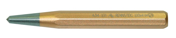 Centerpunt CV. met HM-punt L.120mm schachtdoorsn.10mm RENNSTEIG
