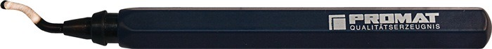 Snelontbramer verwisselbare kling 12mm/6KT-greep PROMAT