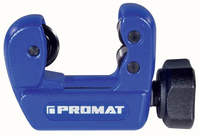 Mini-pijpsnijder l50mm v.buizen 1/8-1 1/8in. werkbereik 3-30mm v.dunw.met.buizen
