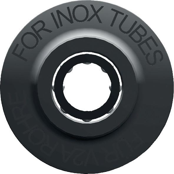 Snijwieltjes d. 19mm speciaal voor Inox voor art. nr. 4000830290 PROMAT