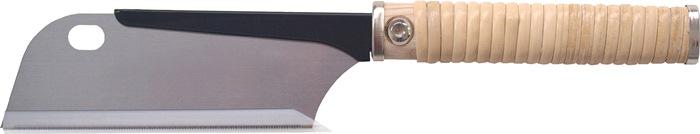 Japanse zaag/fijntrekzaag mini Dozuki bladl.150mm totale l370mm rechte rot.greep