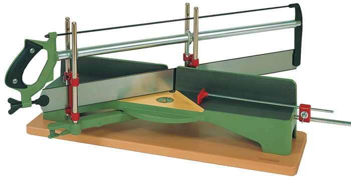 Verstekzaag 352l tafell.440 mm snijhoogte 100 mm m.blad 550mm Precisieuitv.