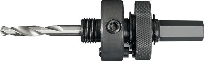 Opnameschacht 6-kant voor 32-152mm schachtgrootte 11mm voor cilinderzagen PROMAT