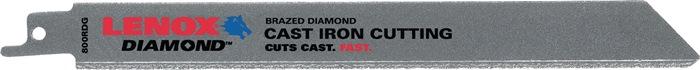 Reciprozaagblad 800 RDG L.200mm Diamond Grit LENOX Lenox
