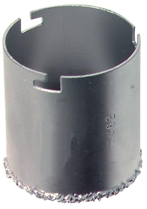 Tegelgatboorkroon HM d.43mm z.opname/boor i.zelfbedieningsverpakking