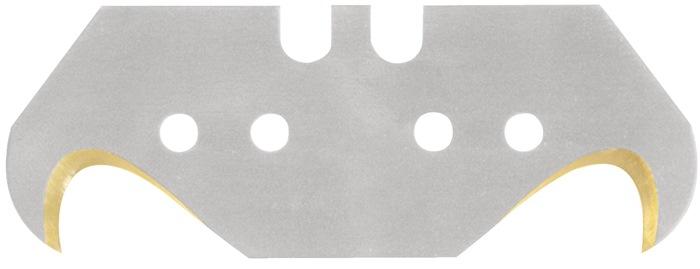 Haakmes titan. d. 0,65mm ijsgeh. in dispenser in dispenserbox PROMAT
