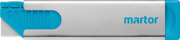 Veiligheids-dozenmes Secunorm Handy L.100mm B7,8mm H25,5mm v.re./li.