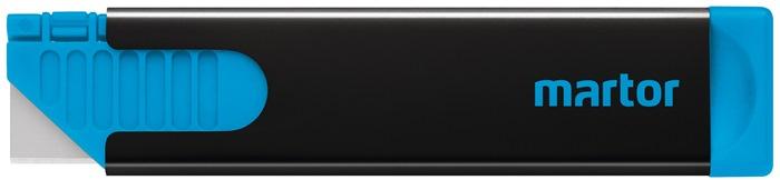 Veiligheids-dozenmes Secumorm Handy L.100mm B7,8mm H25,5mm v.re./li.
