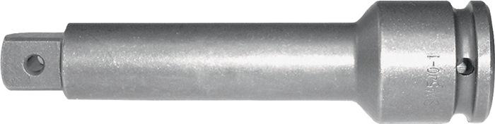 Verloopstuk DIN3121 3/4inch 4-kant tot. lengte 330mm Type H20 speciaal staal ASW