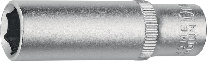 Lange dpsl. DIN3124/ISO2725 SW 8mm, 1/4inch, 6kt. tot.L50mm Promat-ENERGY-prof.
