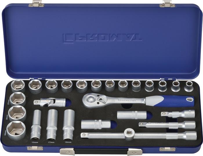 Steeksls S4000821189 1/2in. 27-dlg 10-32mm 6kt Ratelsleutel 36 tanden