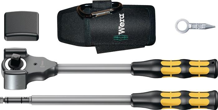 Doorstrtl Kraftf Micro/11 ZB 5-dl set 1/2in rtl Koloss/verlst/ pad/ontgrgerdsch