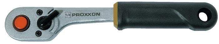 Ratelsleutel 23330 1/4inch 45 tanden dopontgrendelingsfunctie PROXXON