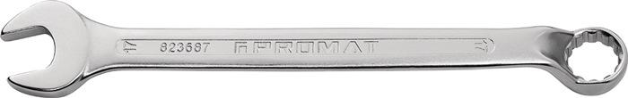 Ring-steeksl. PROMAT DIN3113 modelB, ISO3318, ISO7738 SW27mm L352mm Cr.-V.-staal