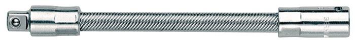 verlst DIN3120 ISO1174 1/4in. L 120mm buigbaar chr-vanad staal