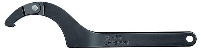Vst.hksl.775C m.sch. m.ns. v.mr.90-155mm spc.st.gbr. d.tmp.gh. L335mm m.ohgt.AMF